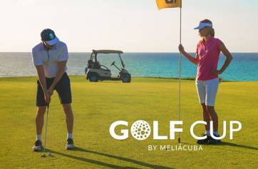 June Golf Week - Meliá Cuba Golf events