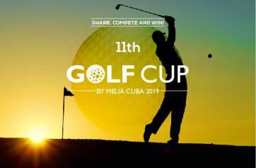 XI Copa de Golf Meliá Cuba - Eventos de Golf Meliá Cuba