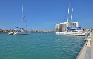 Terminal de catamaranes