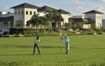 Golf - Campo de Golf en Varadero