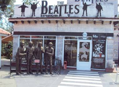 Bar-restaurant The Beatles