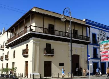 Atractivos en Camagüey: Museum Ignacio Agramonte
