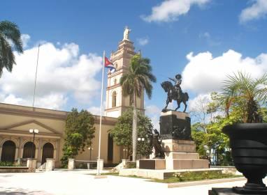 Atractivos en Camaguey: Parque Ignacio Agramonte
