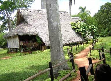 Национальный парк «Лимонес-Туабакей»