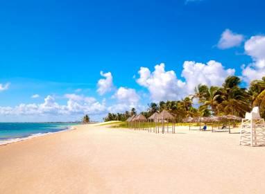 Atractivos en Camaguey: Praia Santa Lucía