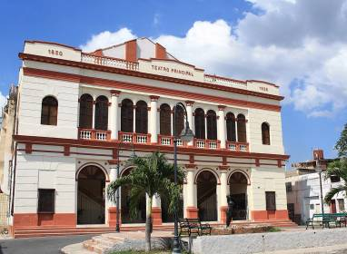Atractivos en Camaguey: Teatro Principal