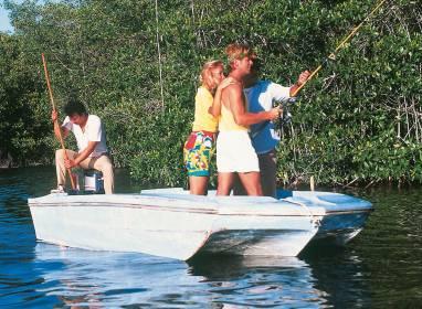 Atractivos en Кайо-Коко: Лагуна Ла Лече