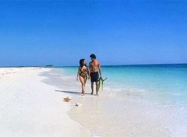 Atractivos en Cayo Largo: Plage Paraíso