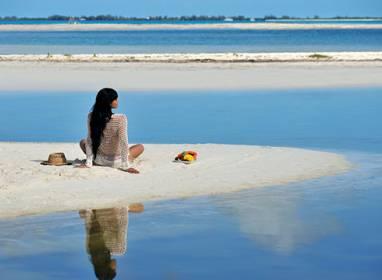 Atractivos en Cayo Largo: Plage Sirena