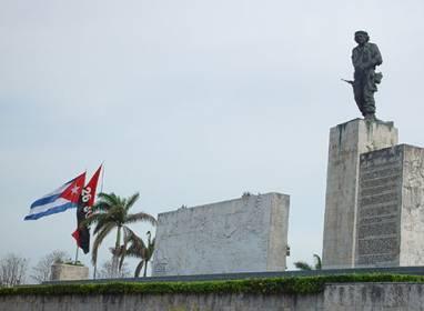 Mausoleo a Ernesto Che Guevara