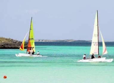 Atractivos en Cayo Santa María: Paseos en catamarán