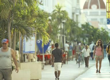 Atractivos en Cienfuegos: Boulevard de Santa Isabel