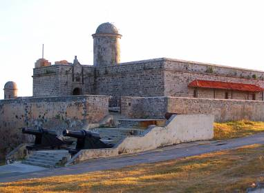 Atractivos en Cienfuegos: Fortaleza de Jagua (Jagua-Festung)