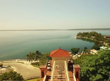 Atractivos en Cienfuegos: Laguna de Guanaroca
