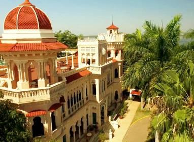 Atractivos en Cienfuegos: Palacio de Valle