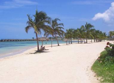 Atractivos en Cienfuegos: Strand Playa Girón