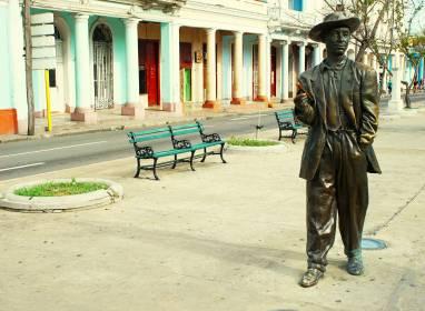 Atractivos en Cienfuegos: Santa Isabel de las Lajas (Geburtsort von Benny Moré)