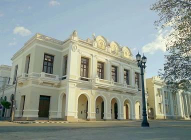 Atractivos en Сьенфуэгос: Театр Томас Терри