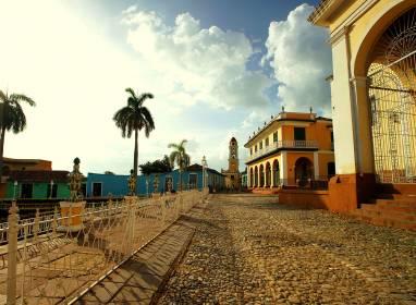 Atractivos en Cienfuegos: Trinidad
