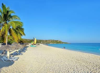 Atractivos en Holguín: Playa Esmeralda