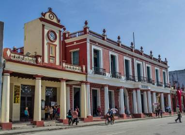 Atractivos en Holguín: Museu de História Natural