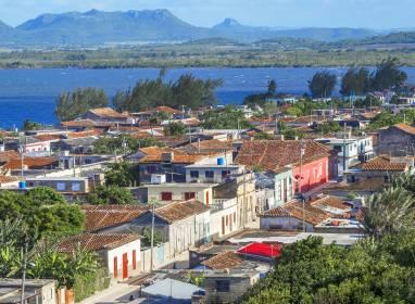 Die Stadt Gibara