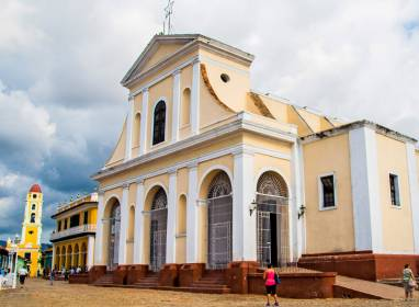 Atractivos en Trinidad: Parish Church of the Holy Trinity
