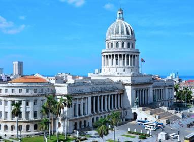 Atractivos en Havanna: Capitolio Nacional