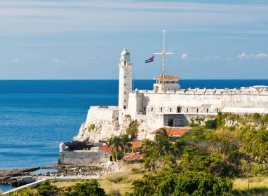 Atractivos en Havana: Castillo de los Tres Reyes del Morro