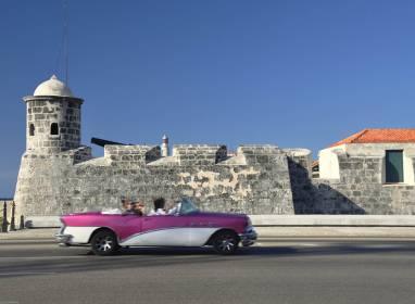 Atractivos en Havanna: Castillo de San Salvador de La Punta