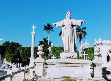 Atractivos en Havanna: Cementerio Colón