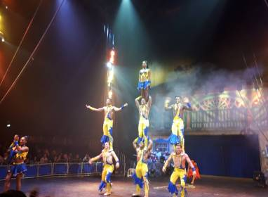 Atractivos en Гавана: Национальный цирк Кубы
