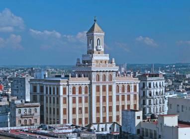 Atractivos en Havanna: Edificio Bacardí
