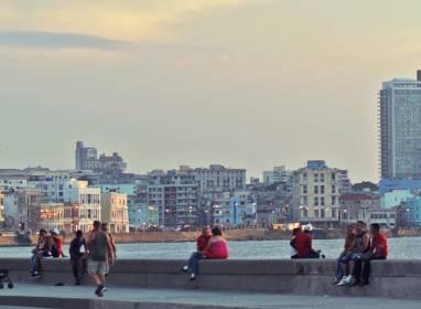 Atractivos en Havanna: El Malecón