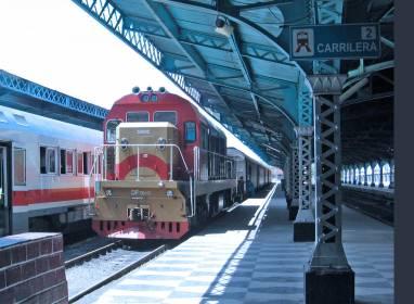 Atractivos en Havanna: Estación Central de Ferrocarriles
