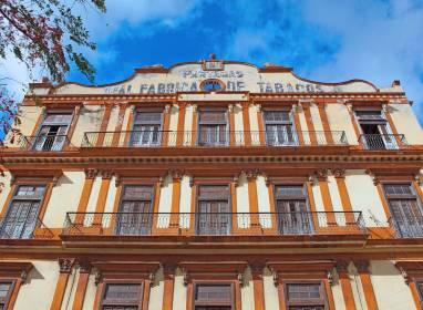 Atractivos en Havanna: Fábrica de Tabacos Habana Vieja