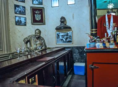 Atractivos en Havana: Floridita