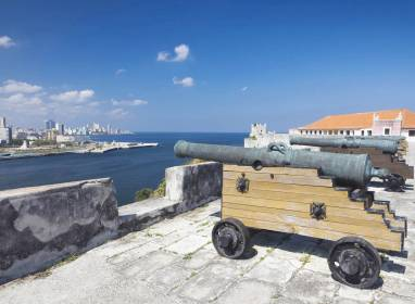 Atractivos en Havanna: Fortaleza de San Carlos de la Cabaña