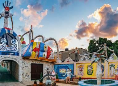 Atractivos en Havana: Fusterlandia