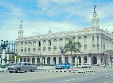 Atractivos en Havanna: Gran Teatro de La Habana