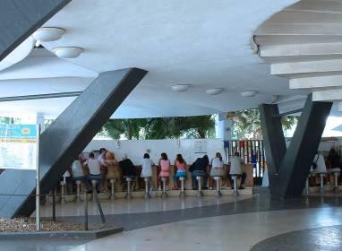 Atractivos en Havanna: Heladería Coppelia