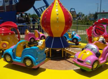 """Atractivos en La Habana: Parque infantil """"La Isla del Coco"""""""