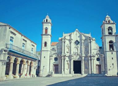 Atractivos en Havana: La Catedral