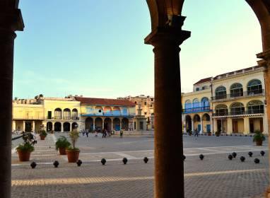 Atractivos en La Habana: Plaza Vieja