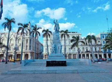 Atractivos en Havanna: Parque Central