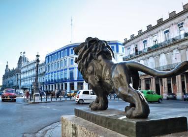 Atractivos en Havanna: Paseo del Prado