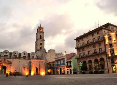 Atractivos en La Habana: Plaza de San Francisco de Asís