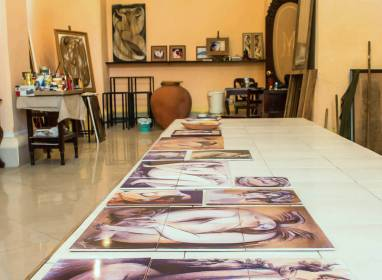 Atractivos en Havanna: Talleres y galerías de arte