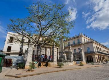 Atractivos en La Habana: El Templete