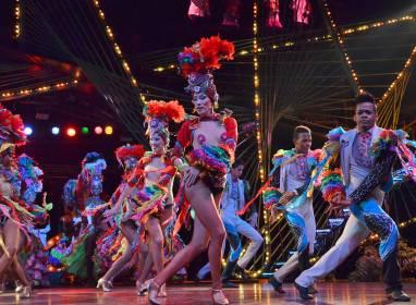 Atractivos en Havana: Tropicana Cabaret